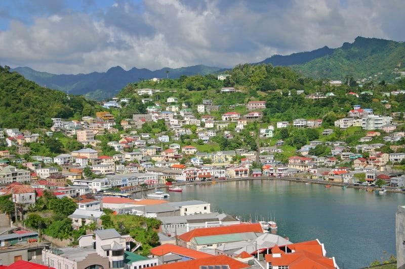 Grenada harbour - © Evaulphoto   Dreamstime.com