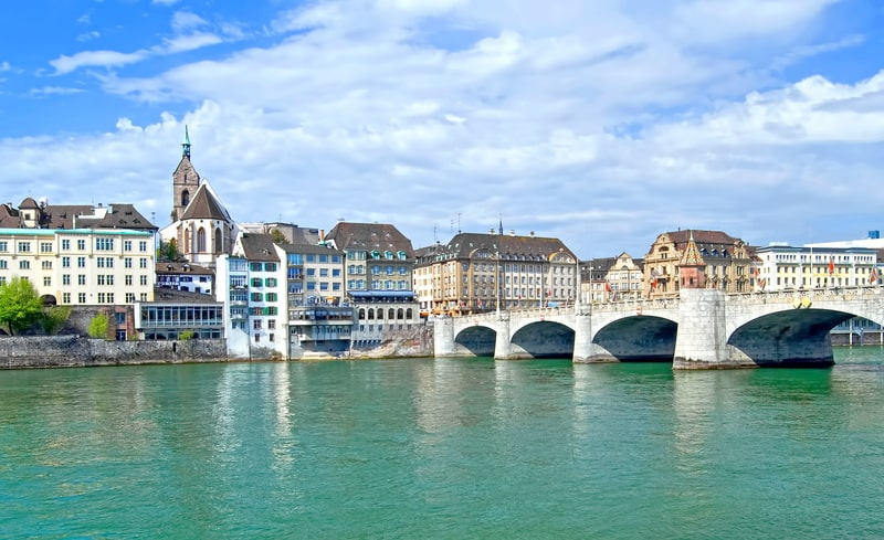 City of Basel - © Schalk62 | Dreamstime.com