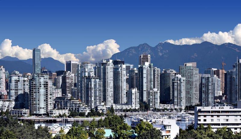Vancouver - © Barbara Helgason | Dreamstime.com