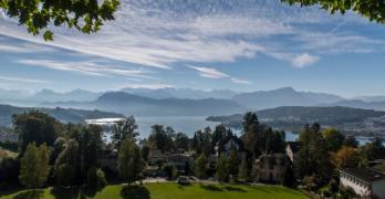Five gorgeous Swiss parks for contemplating autumn splendor
