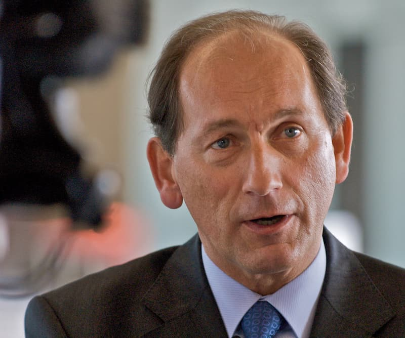 Nestlé CEO Paul Bulcke - Source: Nestlé