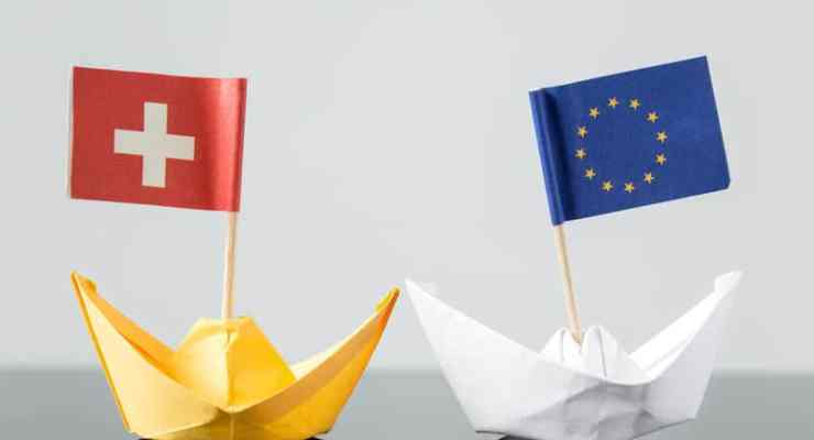 New Swiss company tax reform plan well received in Brussels