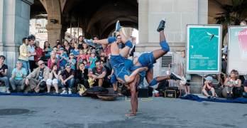 Bern buskers – Switzerland's biggest busker festival