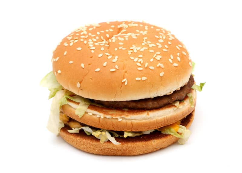 1 big mac - photo #12