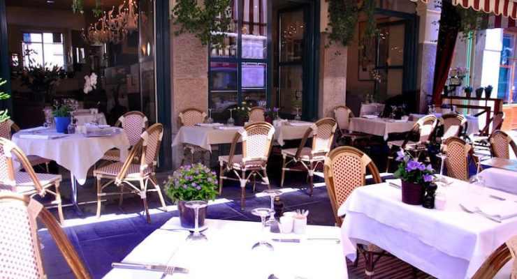 Geneva restaurant bans kids under four