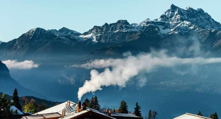 Recent poll shows how much Swiss care about the environment