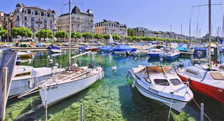 Zurich and Geneva in top 10 most expensive cities