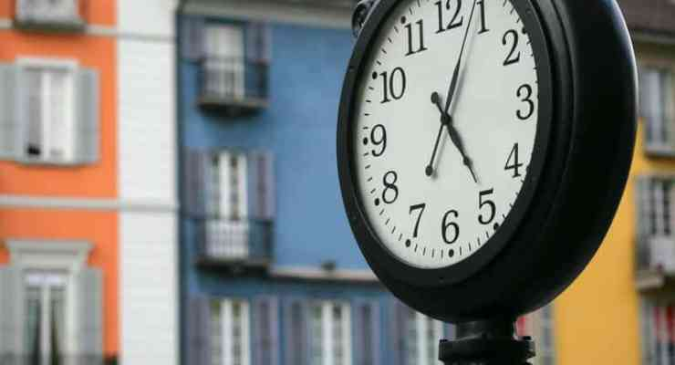 Swiss clocks move forward one hour this Sunday