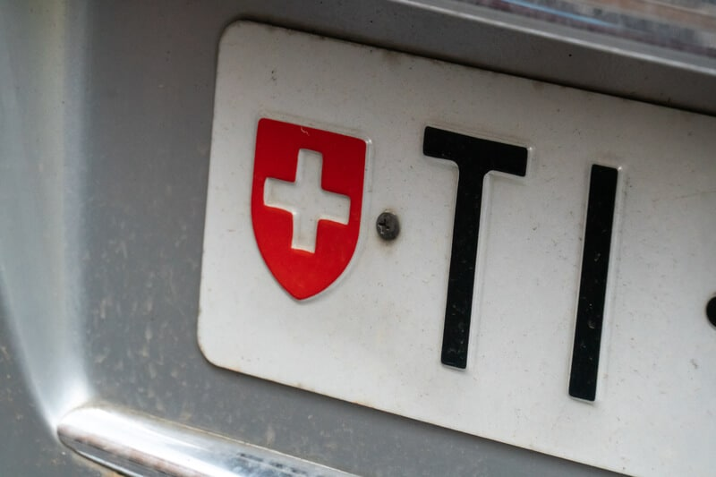 Ch Stickers Might Disappear From Swiss Cars