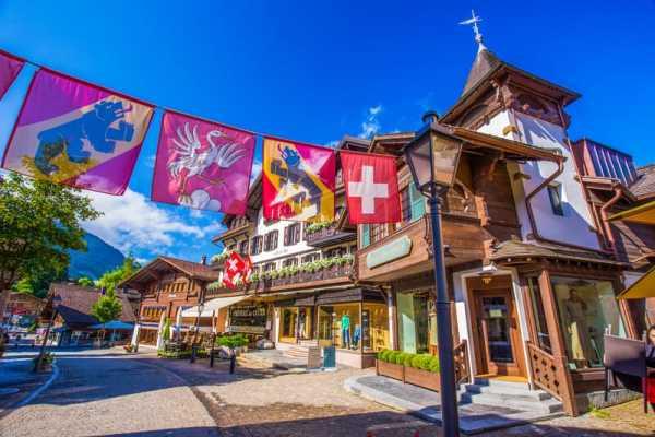 Gstaad Switzerland - © Eva Bocek | Dreamstime.com