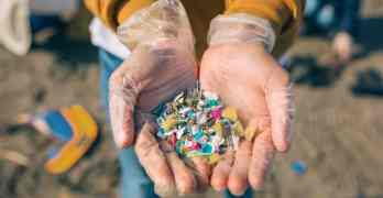 Over 5 million kilograms of plastic released into the environment annually in Switzerland