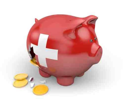 Poverty line Switzerland
