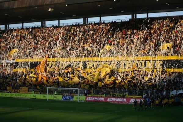 Bern's Young Boys get their Wankdorf back