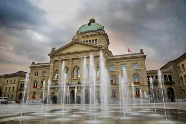 No Federal Council seat for Switzerland's Green Party