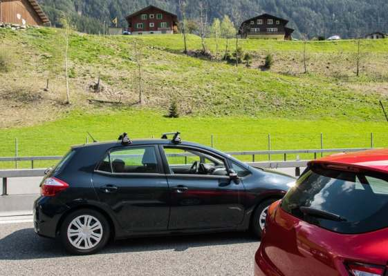 Swiss winter holiday traffic forecast 2019