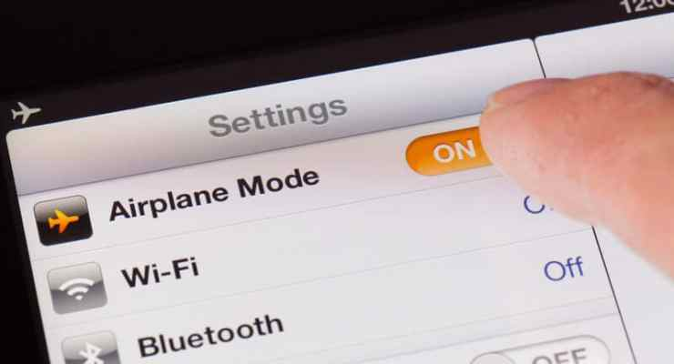No need to switch phones to flight mode on Swiss