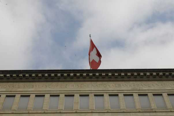 Swiss National Bank to distribute 4 billion francs of profit