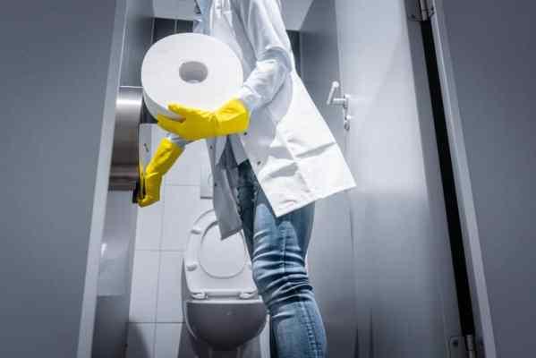 Coronavirus: the toilet paper shortage is real