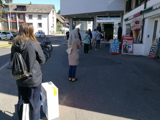 Coronavirus: Switzerland's new infections remain low