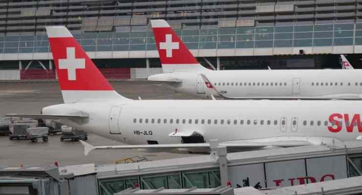 Switzerland's list of 29 compulsory quarantine countries