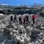 Swiss summer avalanche risk highest in decades
