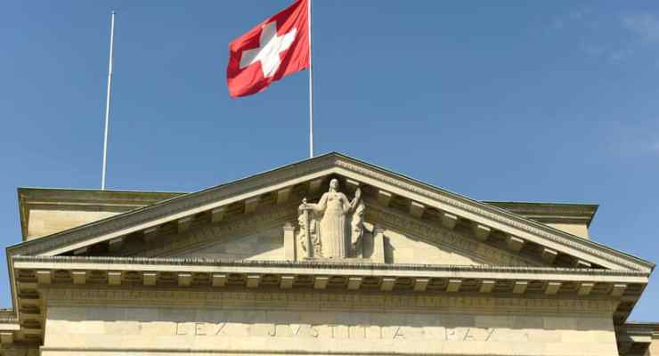 Swiss government rejects selection of judges by lottery