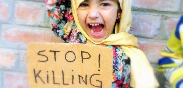 Siria, i ribelli armati dagli Stati Uniti d'America, testimone americano.