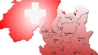 Servizio della televisione svizzera sull'Operazione Lombardia.