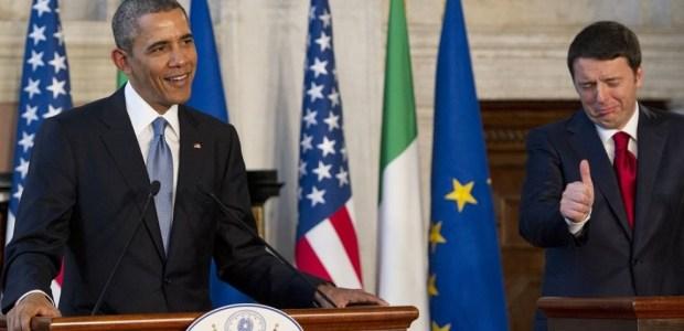 Roma blindata per la visita di Obama.