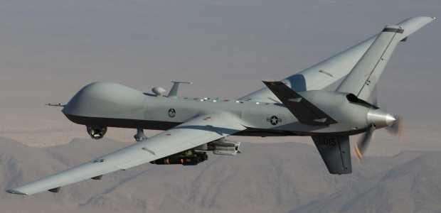 L'esercito russo intercetta un drone Americano che sorvegliava la Crimea.