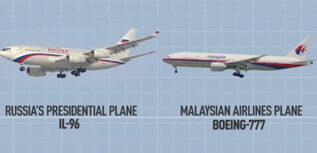 Malaysian Airlines MH17 abbattuto da un caccia, errore o cercavano Putin?