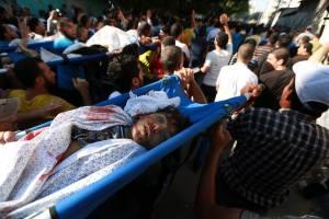 Massacro di Gaza 05