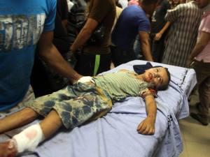 Massacro di Gaza 25