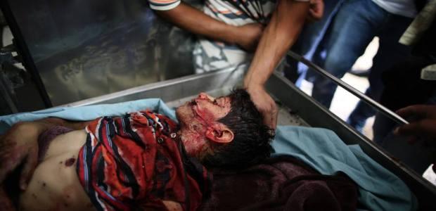 In esclusiva, galleria di foto e video di Gaza, massima diffusione grazie.