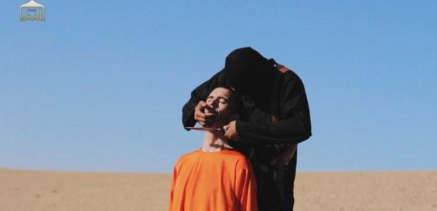 Oltre la censura, ISIS, i video integrali delle 3 decapitazioni.