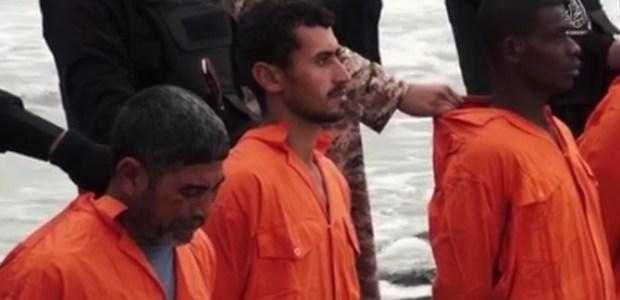 Oltre la censura, ISIS, il video della decapitazione di 21 cristiani copti egiziani.