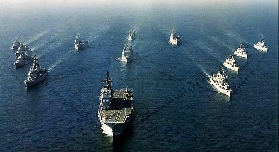 La flotta Italiana verso le coste libiche, ISIS abbandona Derna.