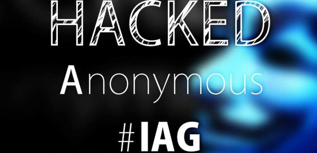 Comunicato Stampa Anonymous #IAG.