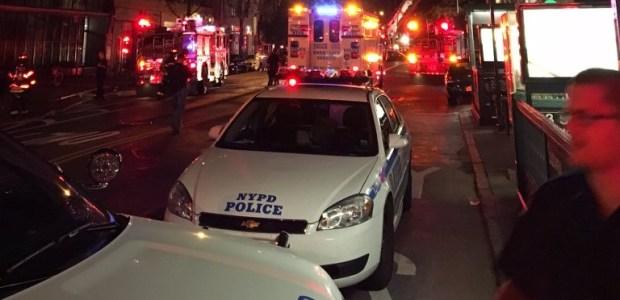 Usa, ordigno in cassonetto esplode a Manhattan, minino 29 feriti.