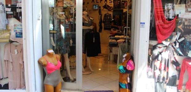 Alpas - Abbigliamento Donna, taglie normali e calibrate.