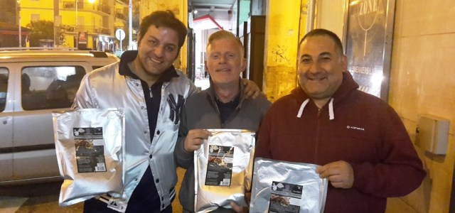 OSD CTM - L'Ordine Superiore Dei Cavalieri Templari in aiuto dei lavoratori interinali del Consorzio di Bacino Salerno 2.