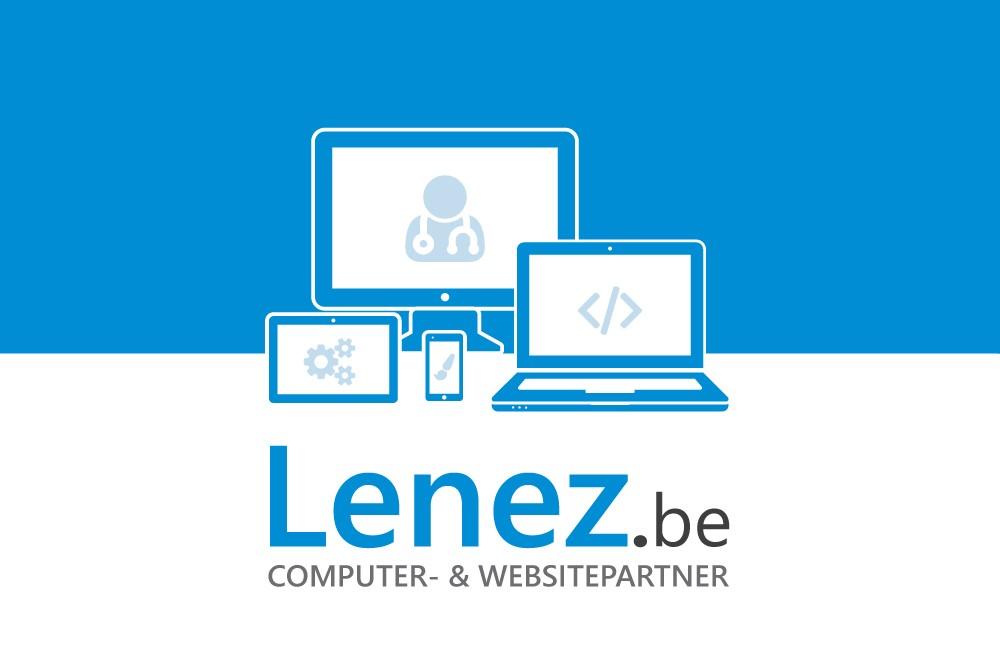 lenez.be nieuwe website