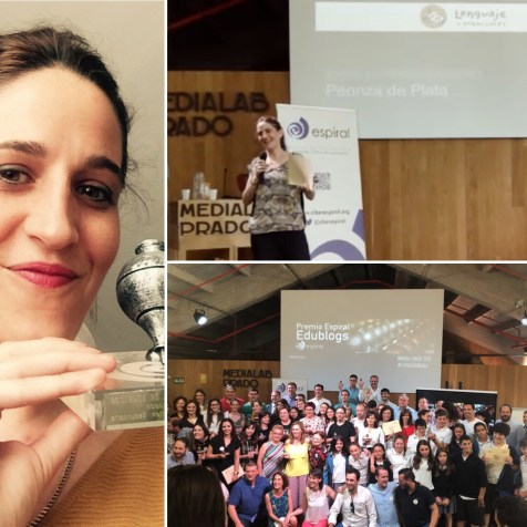 Premio edublogs
