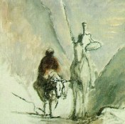 daumier don quijote