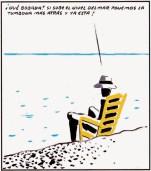 Opinión cambio climático. El Roto