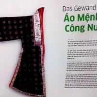 Triển lãm phục dựng trang phục Việt Cổ