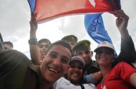 Más de 50 jóvenes camagüeyanosdestacados en el estudio y el trabajo protagonizaron la edición 55 de la carvana