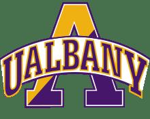 albany university logo