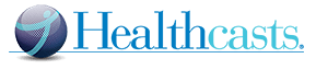 healthcasts logo
