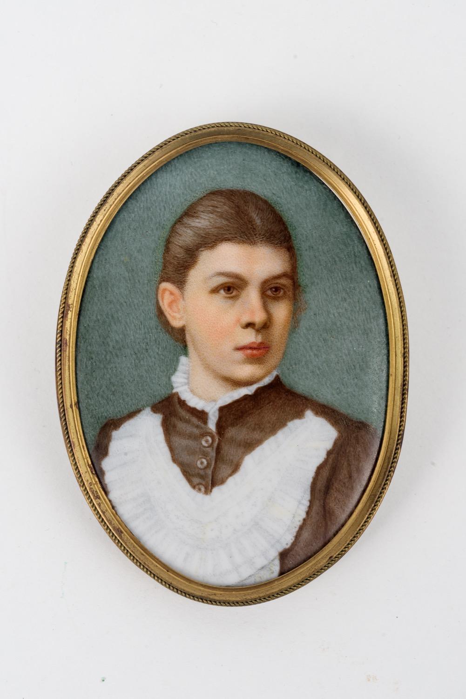 Portrait of O.I. Ulyanova